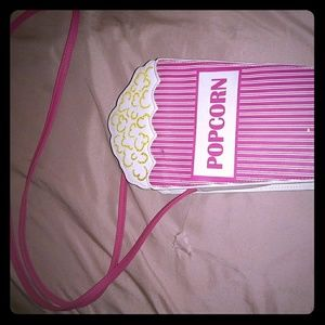 Handbags - Popcorn crossbody purse